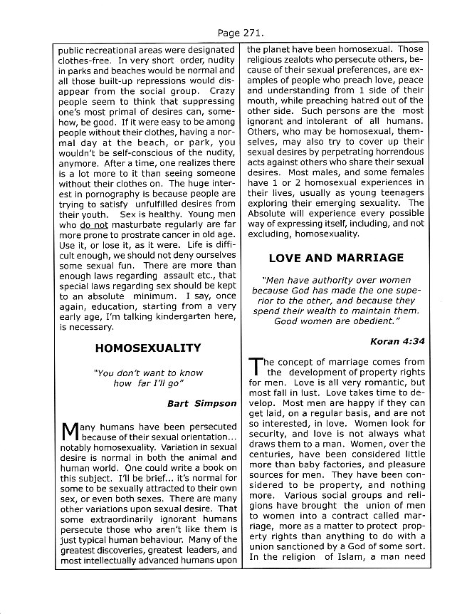 the shape of god, page 271 by terry david silvercloudPage271 #10